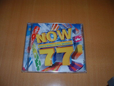 Now Thats What I Call Music! 77 - Various Artists    (2CDs, 2010)