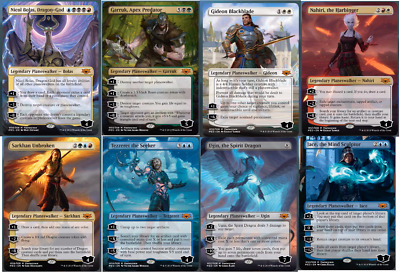 War of the Spark MYTHIC EDITION Planeswalker Packs Lottery Lotto!!