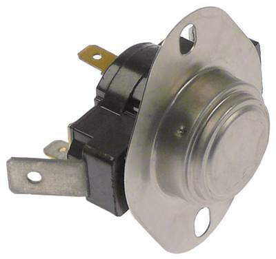 Contact Thermostat 69°C Connection F6, 3 Hole Distance 41mm