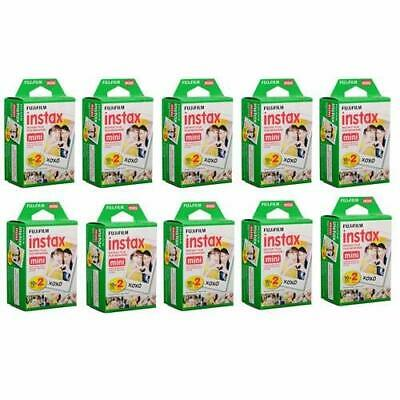 Fujifilm Instax Mini Film (10-Pack)