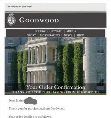 """2xTickets """"FESTIVAL OF SPEED GOODWOOD"""""""