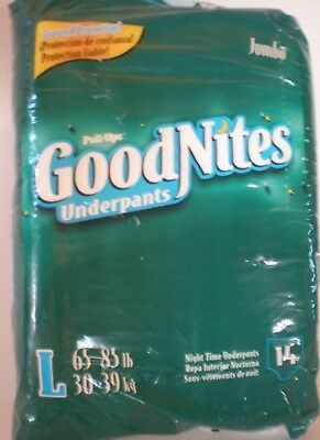 Vintage Diapers youth teens goodnites Diapers bedwetting training pants