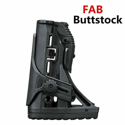 Tactical Nylon Buttstock for Jinming Gen8 M4A1 Replacement Spare Part Accessory
