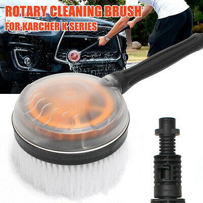 Pressure Washer Ultra-soft Durable Rotary Brush For Karcher K Series Trigger Gun