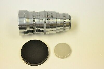 """Elegeet 13mm f1.5 """"C"""" mount wide angle lens with caps"""