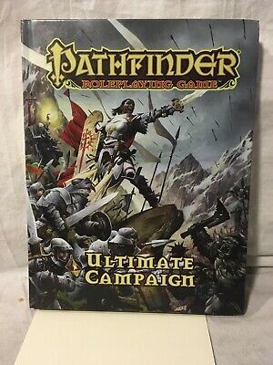 Pathfinder Roleplaying Game: Ultimate Campaign