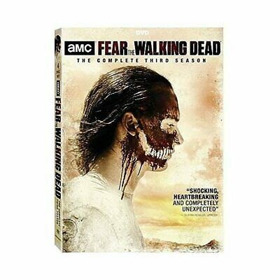 Fear The Walking Dead - Stagione 3 [DVD ],Nuovo DVD ,Frank Dillane,Alycia