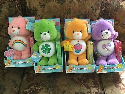 2015 A.G.C Care Bears ~ PLAY COLOURING PACK with Pencils ACTIVITY