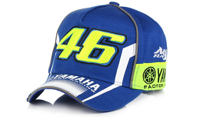 2019 OFFICIAL Moto GP 46 Valentino Rossi 46 The Doctor Cap Hat  – NEW