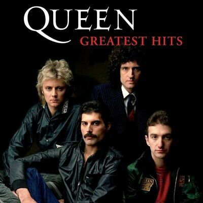 Queen : Greatest Hits CD Remastered Album Highly Rated eBay Seller Great Prices