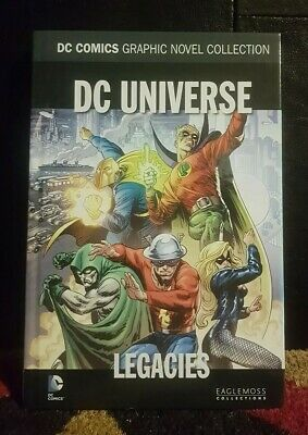 DC Universe: Legacies DC Comics Graphic Novel Collection Special