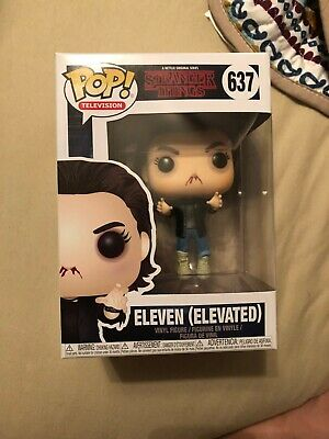 Funko Pop Stranger Things Eleven Elevated 637
