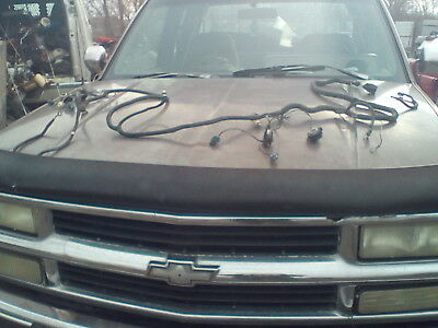 1990 91 92 chevy silverado truck headlight wiring harness