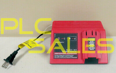 Replacement Charger for FROMM Strapping Tool 12v + 14.4v Batteries 5327130