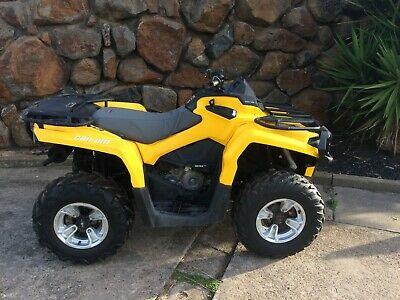 CAN-AM ATV OUTLANDER 450 DPS 2016 LOW km's
