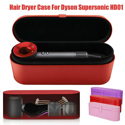Portatile Pu Scatola Porta Asciugacapelli Box Custodia For Dyson Supersonic Hd01