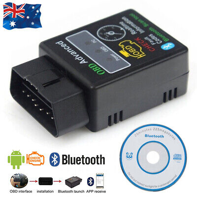 Bluetooth OBD2 Scan Tool For Android Bus Car Scanner Engine Data Code Reader