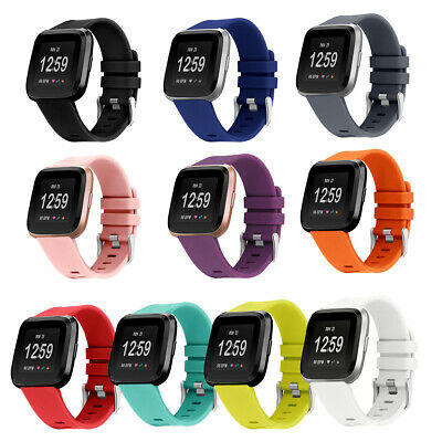 For Fitbit Versa Strap Band Wristband Watch Replacement Bracelet Accessories