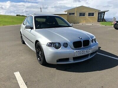 2003 Bmw E46 325Ti M-Sport In Excellent Condition