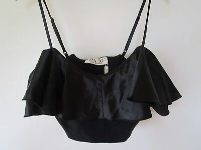 Ladies Peter Alexander  Luxe Frill Me  top    Size L