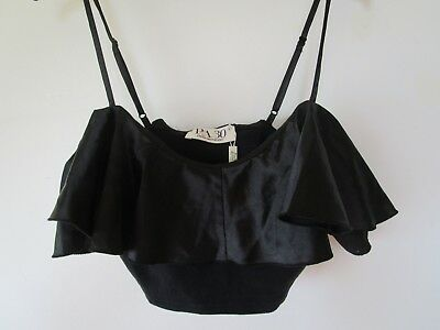 Ladies Peter Alexander  Luxe Frill Me  top    Size M