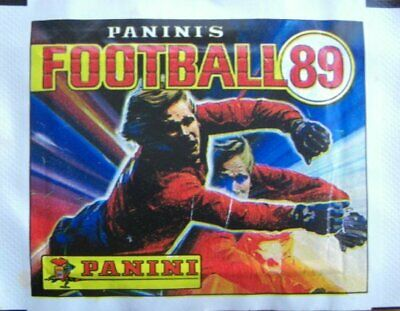Panini Football 89 Stickers - Choose & Pick Any Of The Stickers You Need