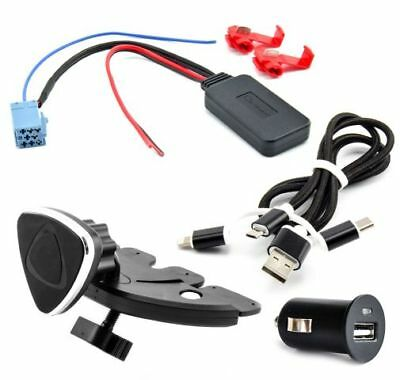 Bluetooth Aux Adapter Set VW Crafter Mercedes W169 W245 Sprinter Audio 5 Sound 5