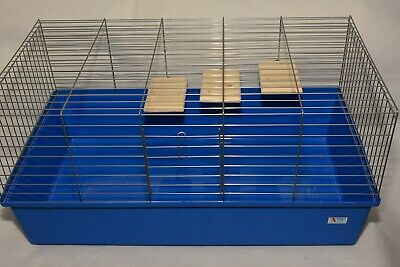 3x Wooden Shelf for Hamster Cage Gerbil Rat Degu Mice Small Animal 10x14cm