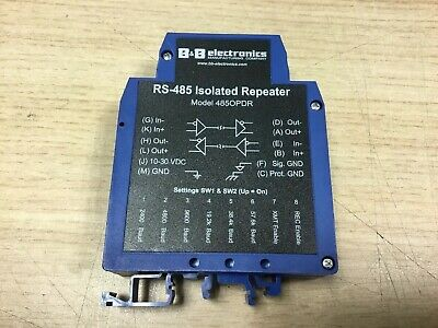 B&B Electronics 485OPDR Industrial 485/422 Repeater