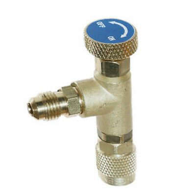 Pro Flow Control Valve Set Tool Charge for Refrigerant Charging for r410 r32