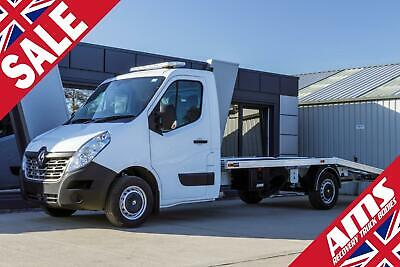 2019 Renault Master Recovery Truck Car Transporter