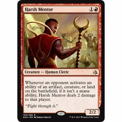 Artifact Amonkhet Mtg Magic Rare 4x x4 4 Oracle/'s Vault