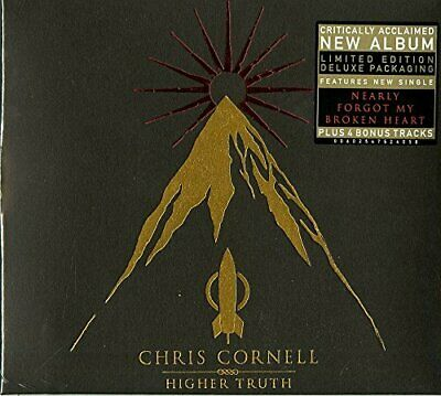 Chris Cornell - Higher Truth (Dlx) New Cd