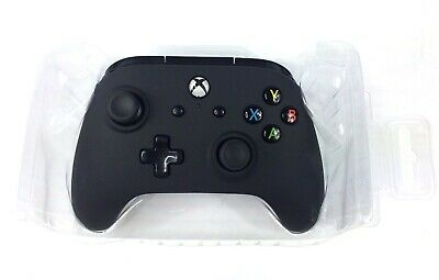 PowerA Enhanced Xbox One Wired Controller - Black - Controller Only