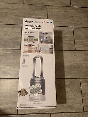 Dyson Pure Hot + Cool Link Tower Purifier Space Heater Fan Bladeless HP01 HP 01