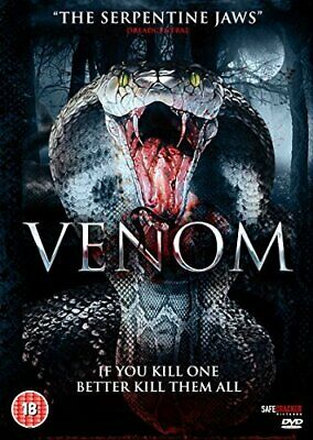 Venom Dvd [Uk] New Dvd