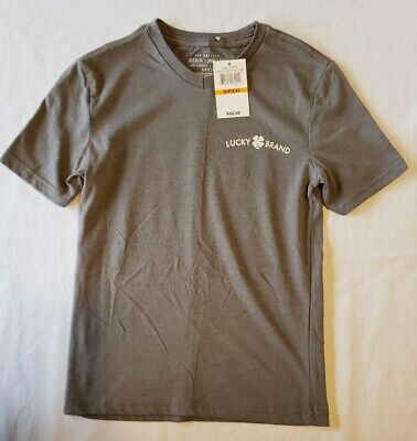 NWT Boys Size Small Lucky Brand Tshirt