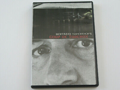 COUP DE TORCHON (CLEAN SLATE) (DVD, Criterion Collection) RARE OUT-OF-PRINT!!!