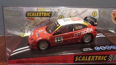 Capable Scalextric Citroen Ds3 Wrc #7 .attiyah-bernacchini Only In Sets.mint Unboxed Elektrisches Spielzeug