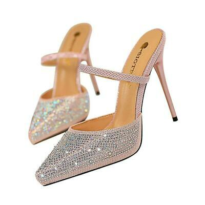 Stiletto High Heels Party Wedding Women Pumps Heels Dress Shoes Sandals Fashion