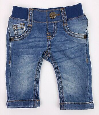 Baby Boys/Girls UNISEX Clothes MCARE Blue Denim Jeans Small Baby 7.5lbs BNWT