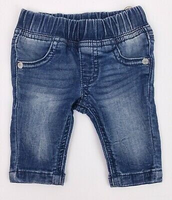Baby Boys/Girls UNISEX Clothes MCARE Blue Denim Jeans Jeggings Small Baby 7.5lbs