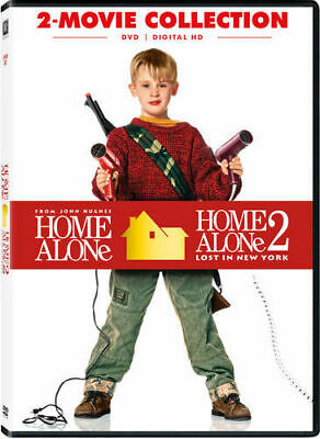 Home Alone 2-movie Collection DVD 2 Pack New Sealed With Sleeve