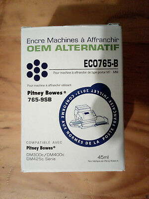 Encre machine a affranchir ECO 765-B