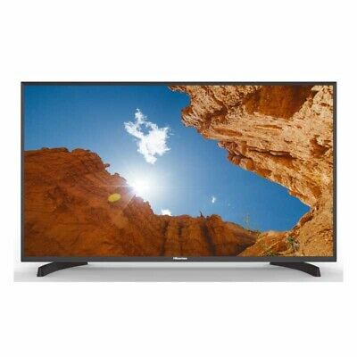 "Hisense 32N4 32"" 768p HD LED LCD Smart TV (T2). With one year service warranty."