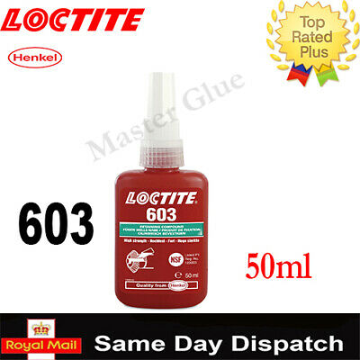 LOCTITE 603 50ml /577/290/638/648/ THREADLOCK ADHESIVE GLUE 10ml/ 20 250 300 ML