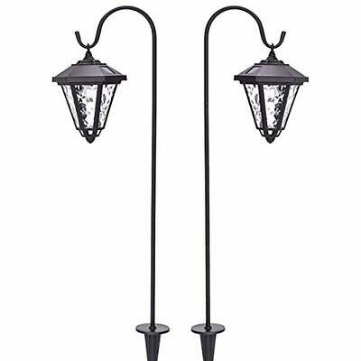 Gigalumi 31 5 Inch Solar Lights Outdoor Hanging Solar Coach