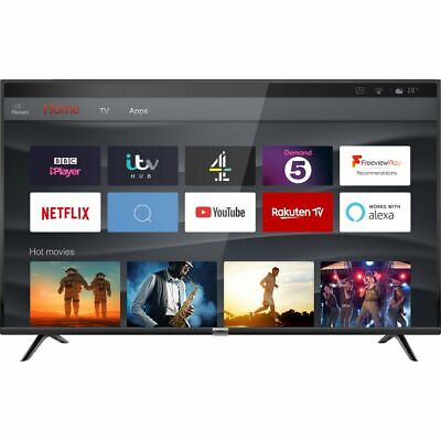 TCL 65DP628 DP628 65 Inch TV Smart 4K Ultra HD LED Freeview HD 3 HDMI WiFi