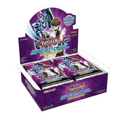 Vorverkauf: Yugioh Speed Duel Attack from the Deep 1 Display (36 Booster) Deutsc