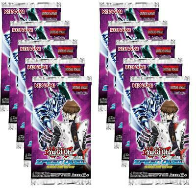 Vorverkauf: Yugioh Speed Duel Attack from the Deep 10 Booster Deutsch 1. Auflage